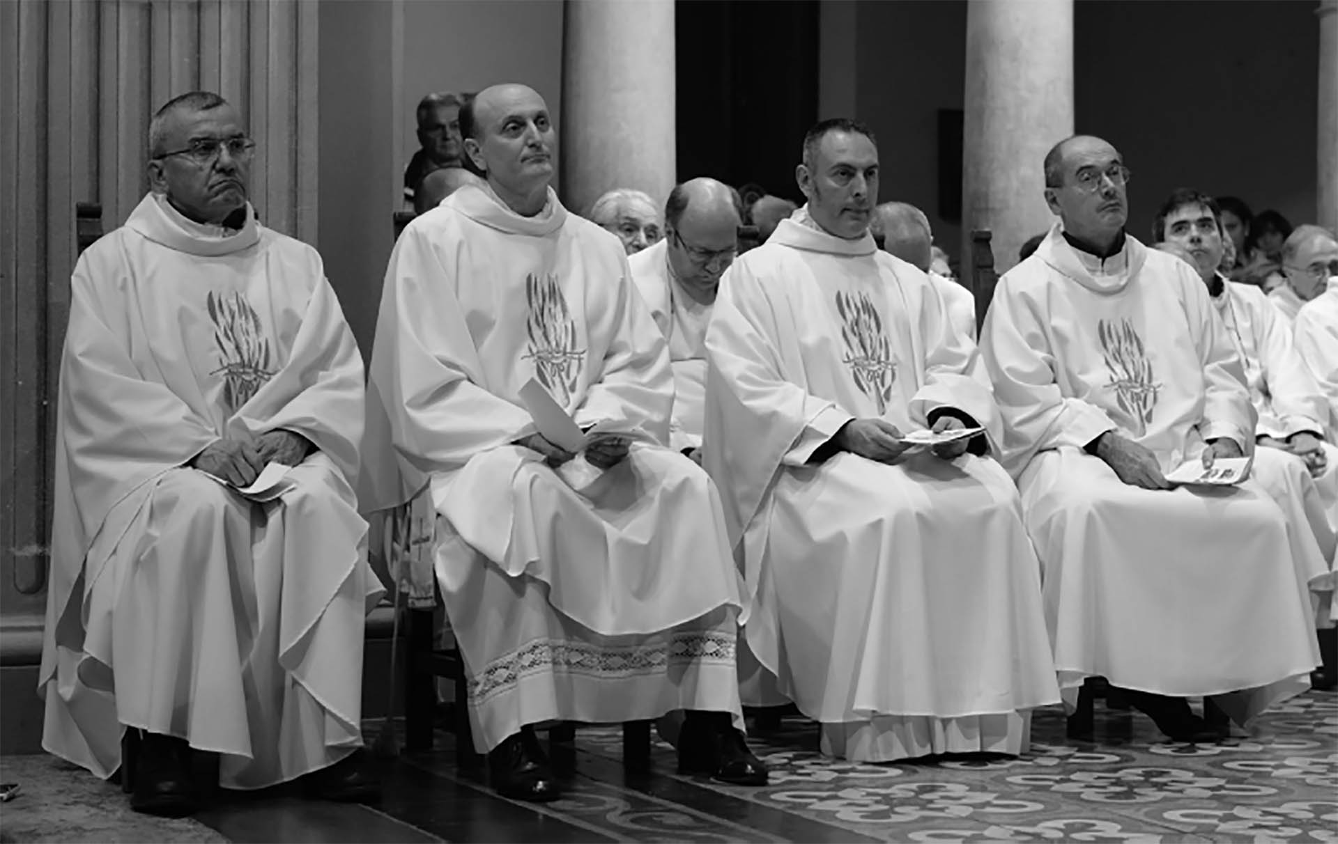 Discorso di Ingresso nell'Unità Pastorale di Rubiera di Don Carlo Sacchetti