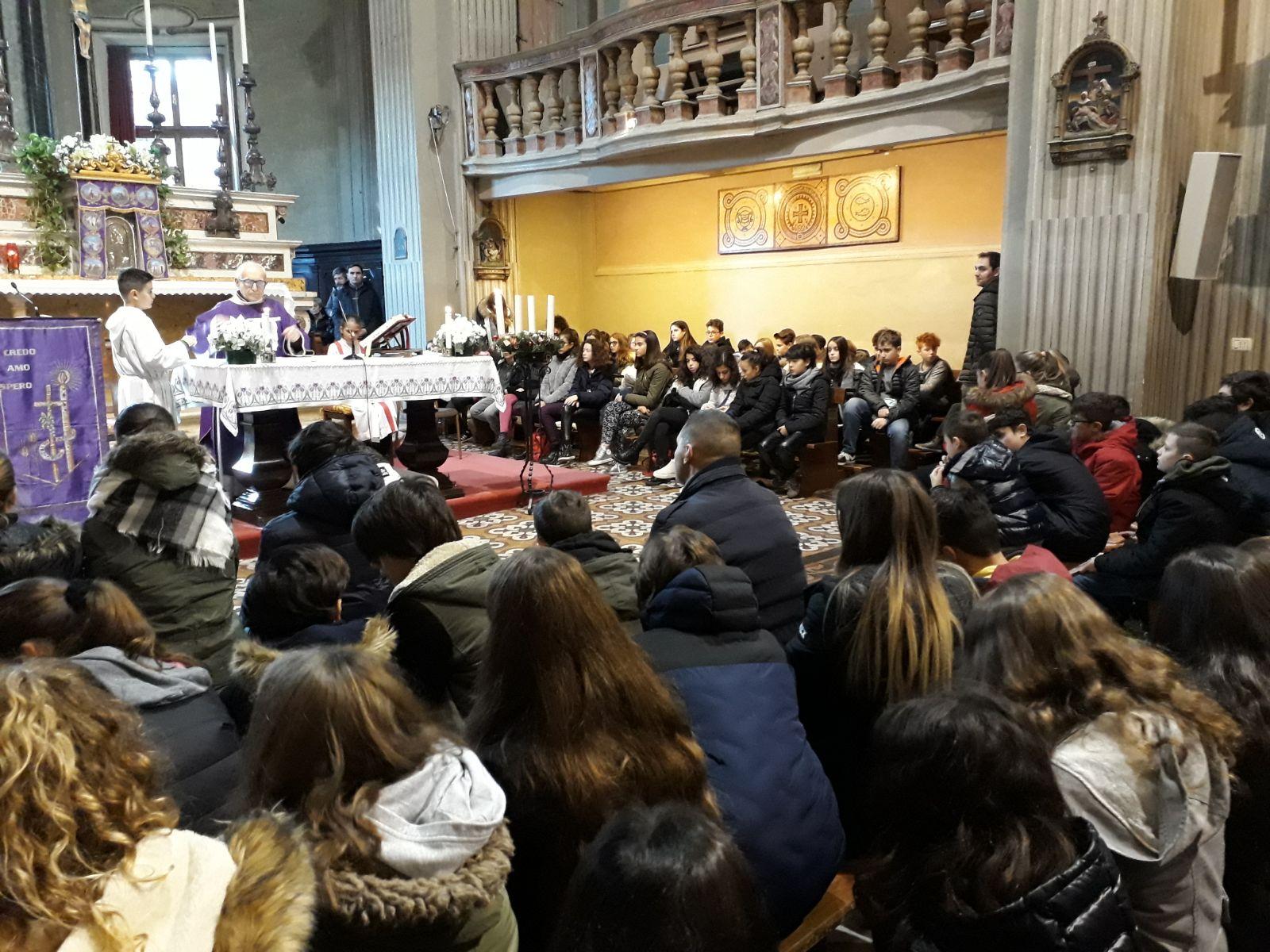 Presentazione Cresimandi, 17.12.2017