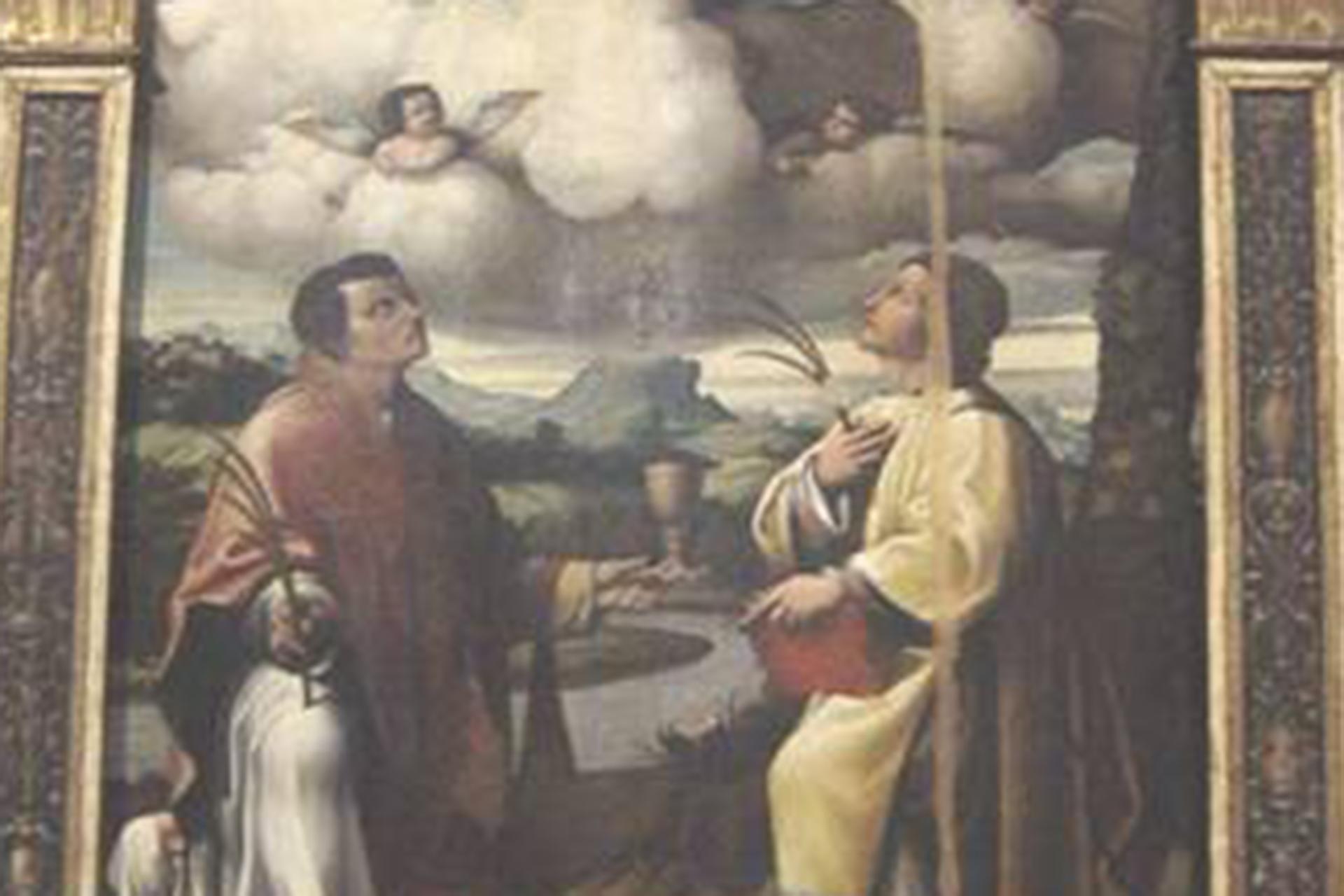 Sagra Santi Faustino e Giovita