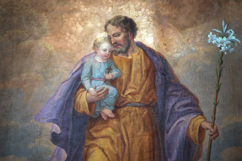 Momento di preghiera per la Festa di San Giuseppe